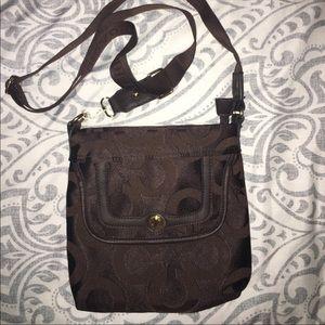 Crossbody Coach bag